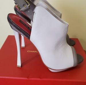 The ORIGINAL Charles Jourdan Paris woman shoes